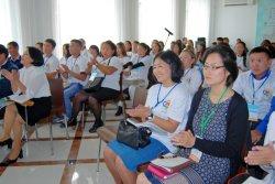 В Туве прошел первый день I Международного молодежного форума «Интеллектуальное золото Евразии»
