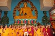 Международная научная конференция «Буддизм в диалоге культур Востока и Запада» проходит в Калмыкии