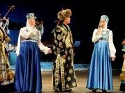 Ансамбль «Саяны» открыл 47-й концертный сезон программой «Золотые стрелы мечты»