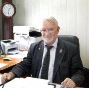 Доктор геолого-минералогических наук Владимир Лебедев отмечает 80-летие