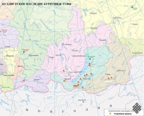 Теория и методология прогнозирования религиозного туризма в буддистских регионах России