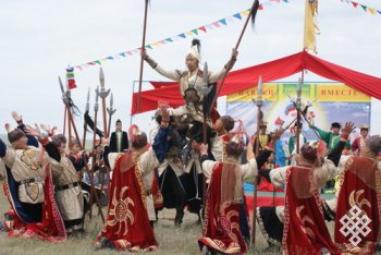 Репрезентация этничности молодежи в элементах современной калмыцкой культуры