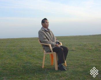 Выдающемуся российскому монголоведу, педагогу и общественному деятелю Григорию Цереновичу Пюрбееву 75 лет