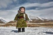 В Красноярске вышел фотоальбом «Тувинцы»