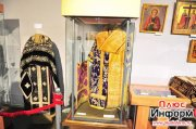 В Национальном музее Тувы экспонируется выставка «Православие в Туве»