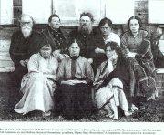 Адрианов и Сафьянов - исследователи Тувы