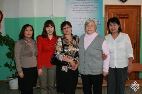 Вклад Натальи Николаевны Широбоковой в развитие тувинского языкознания