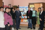 В Тувинском госуниверситете открылась выставка научных трудов Вячеслава Севека «Дорогу осилит идущий»