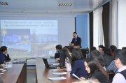 Аспиранты Тувинского госуниверситета обсудили перспективы туризма Тувы