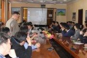 В Институте истории и археологии Академии наук Монголии в г. Улан-Баторе прошла презентация документального фильма ученых ТувГУ