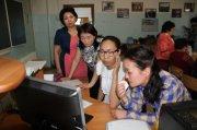В Туве прошла научно-практическая конференция «Электронные образовательные ресурсы по предметам этнокультурной составляющей»