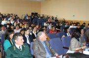В Кызыле прошла Всероссийская научно-практическая конференция «Современное состояние редких видов растений и животных Республики Тыва»