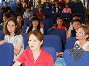 В Тувинском госуниверситете прошла XI Международная  научно-практическая конференция учителей английского языка