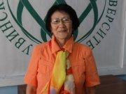 В Тувинском госуниверситете прошла лекция профессора Нины Киндиковой