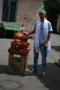 В Кызыле прошел I Межрегиональный скульптурный симпозиум «Деревянная резьба в творчестве мастеров Центральной Азии»