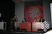 В Кызыле начала работу Международная научно-практическая конференция по возрождению декоративно-прикладного искусства, ремёсел и верований народов Саяно-Алтайского нагорья