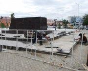 О строительстве памятника тувинским добровольцам