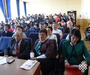 На базе Тувинского госуниверситета проходит совещание Пленума Совета Федерального Учебно-методического объединения по биологии