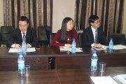 Встреча ученых Тувы с делегацией Китайского института современных международных отношений