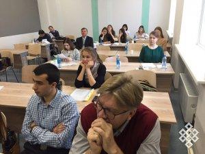 XIV межрегиональная научная конференция молодых ученых Сибири