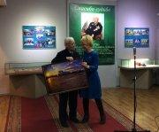 В Национальном музее состоялось открытие выставки «Спасибо судьбе»