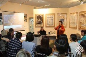 Первые мероприятия Декады российской науки в Туве