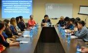 Ученые Тувы обсудили тему сохранения тувинского языка