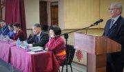 Международный день родного языка Тувинский университет отметил круглым столом