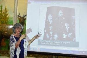 Татьяна Верещагина - хранительница истории