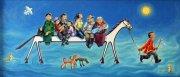 «Радуга Тувы» вернулась ко Дню тувинского языка