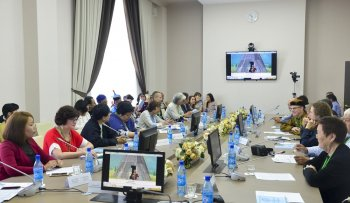 В Туве завершился VII Международный этномузыкологический симпозиум «Хоомей – феномен культуры народов Центральной Азии»