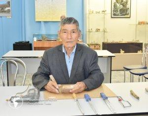 В Национальном музее Тувы открывается выставка работ Эрес-оола Байынды