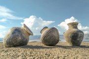 Волонтеры помогут спасти памятники Саянского моря