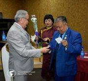 Национальный музей Тувы отмечает 90-летие со дня основания