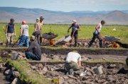Участники экспедиции РГО в Туве обнаружили древний артефакт