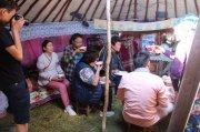 Филологи Тувинского госуниверситета вернулись из экспедиции в Монголию