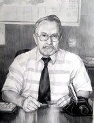 На 84-м году ушел из жизни Владимир Ильич Лебедев