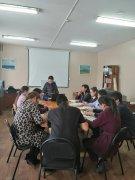 В Тувинском научном центре продолжаются курсы делового английского языка